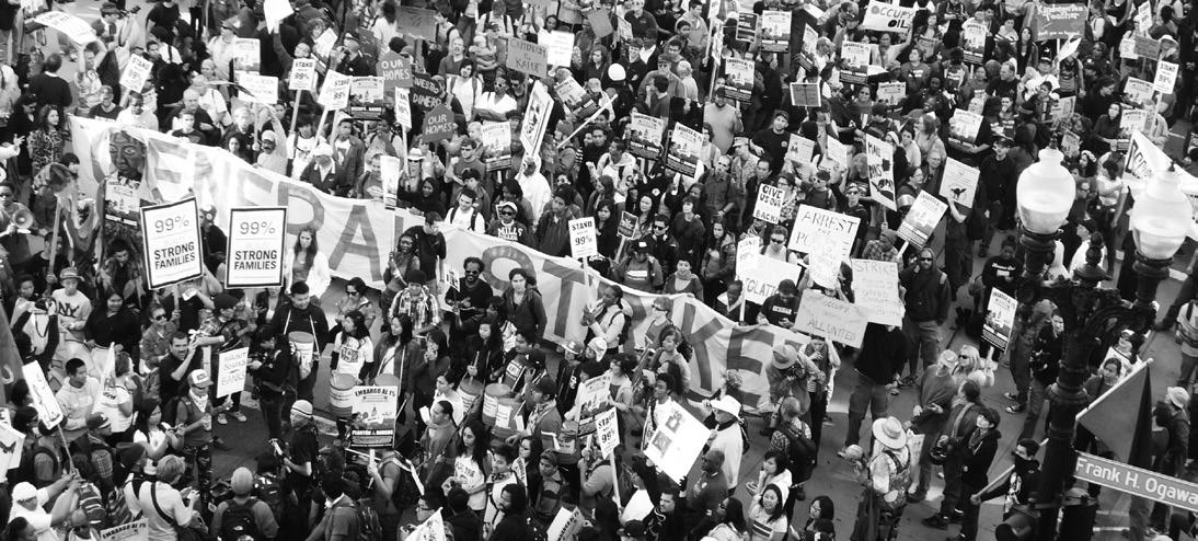November 2, 2011 General Strike in Oakland. Photo: R.M. Arrieta